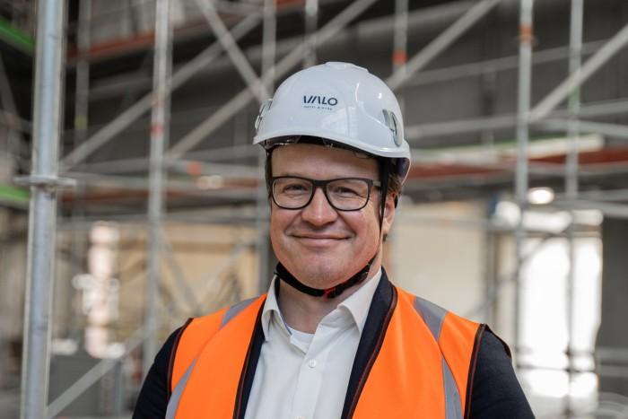 Tom Strandberg aloitti VALO Hotel & Work Helsingin hotellinjohtajana