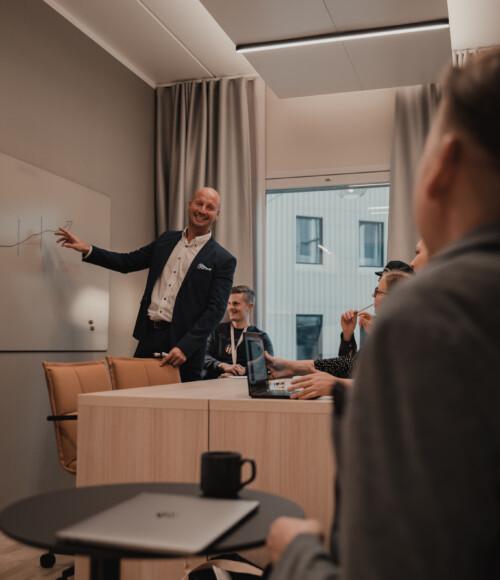 VALO Owner kiinteistösijoitus Helsinki