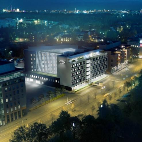 VALO Hotel & Work mukana Sijoitus Invest -tapahtumassa